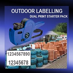 Judo Outdoor Starter Pack - Judo 26 & Outdoor Labels