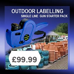 Kendo Outdoor Starter Pack - Kendo 26 & Outdoor Labels