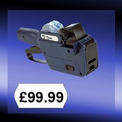 Open C6 price gun