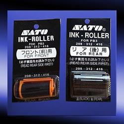 Sato PB3 Ink Rollers