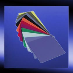Coloured Plastic ID Cards