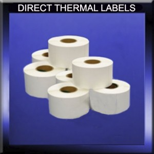 Direct thermal labels -Cat