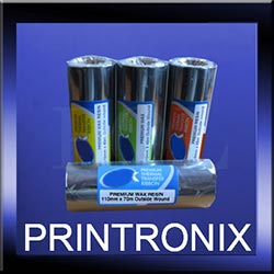 Printronix Thermal Transfer Ink Ribbons