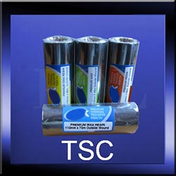 TSC Thermal Transfer Ink Ribbons