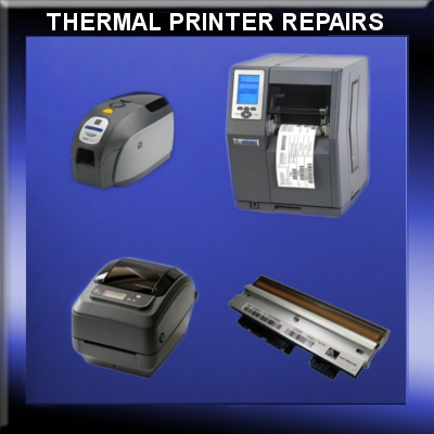 Thermal Printer Repairs, Services and Maintenance Agreements