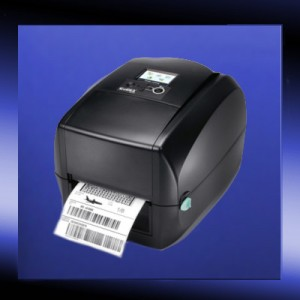 Standalone GoDex RT700 Label Printer | Sandwich Labelling