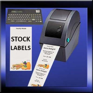 SOLO D225 Label Printer | Standalone Sandwich System