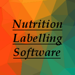 Codesoft Nutrition Labelling Software For Sandwiches